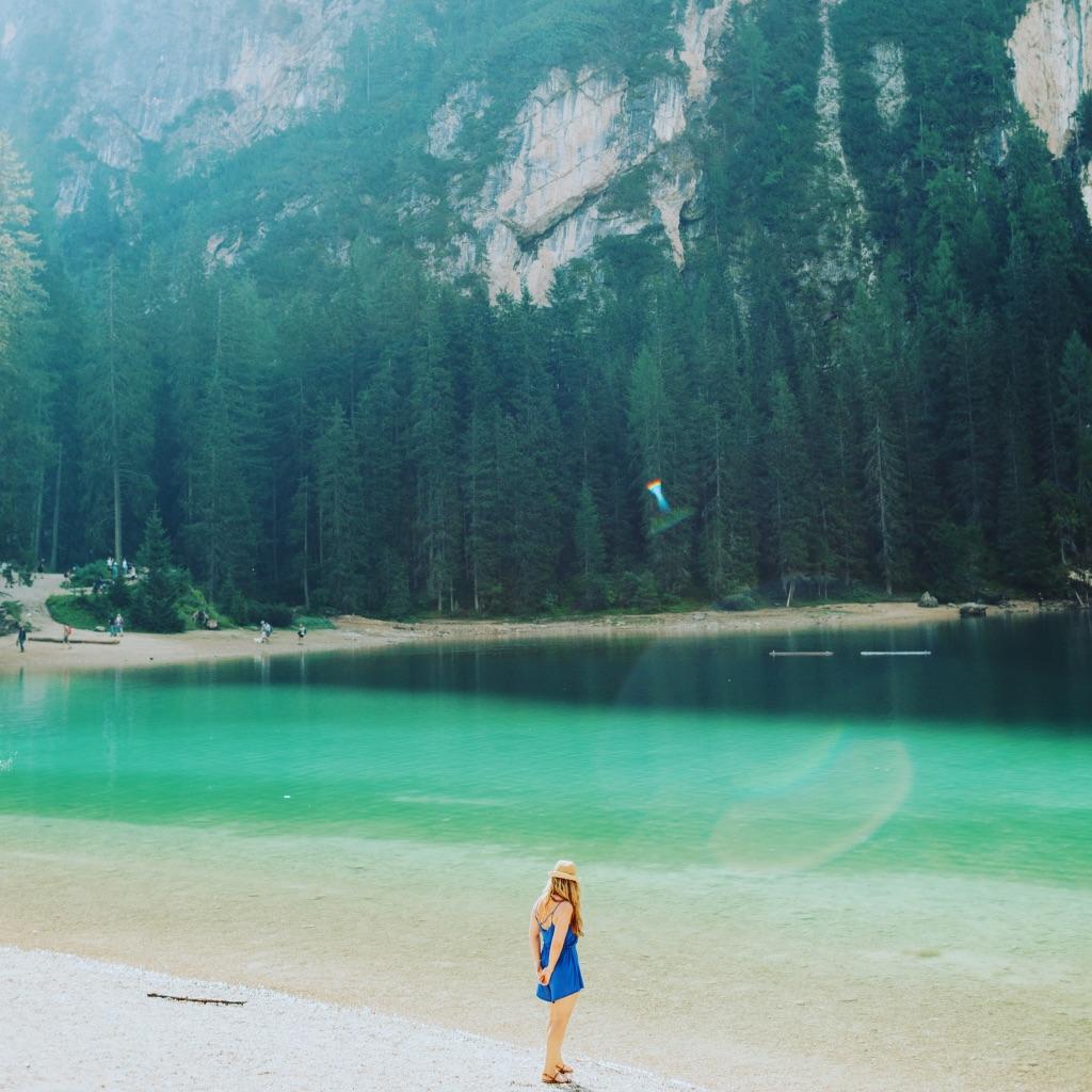 Lago Di Braise Italy