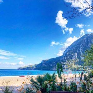 Olympos Beach, Turkey