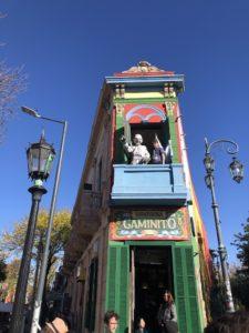 Calle, Argentina