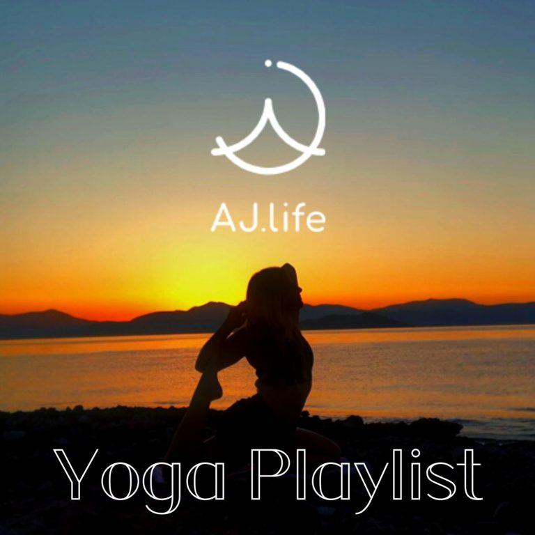AJ.life Yoga Playlist on Spotify