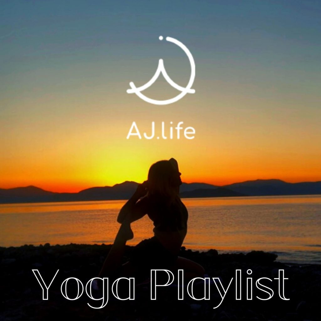 AJ.life Yoga Playlist on Spotify
