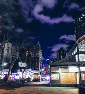 Deserted NYC