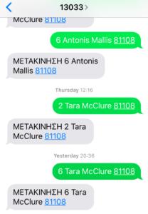 Greece Communication